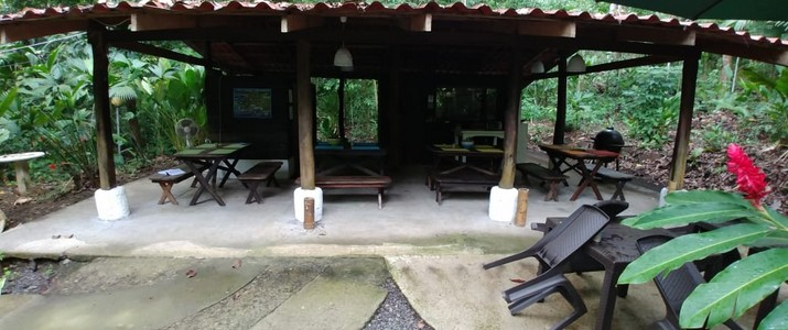 Selva Color - Forest & Beach Ecolodge Quebrado Ganado rancho