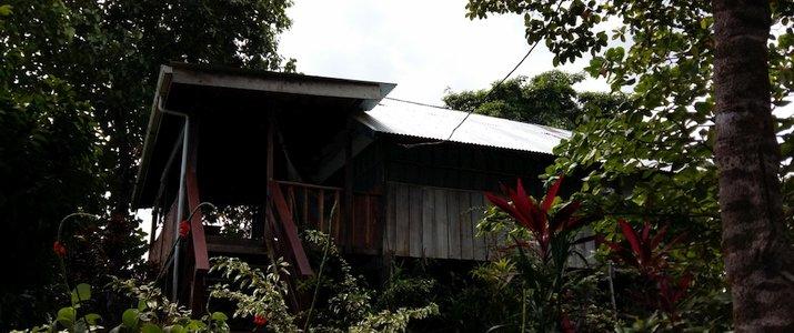 Vista drake chambre Costa Rica Hotel Osa Corcovado