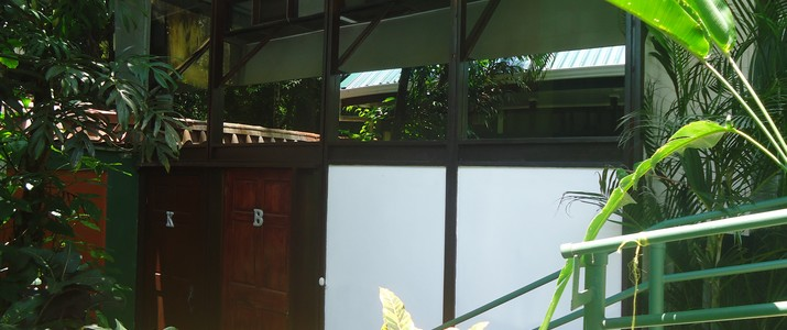 Hotel Mandarina Quepos logement