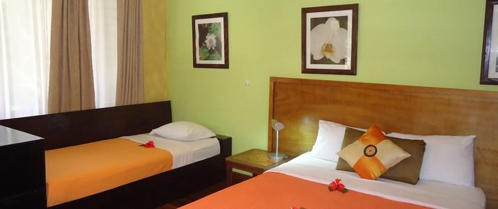 Hotel Mandarina Quepos chambre