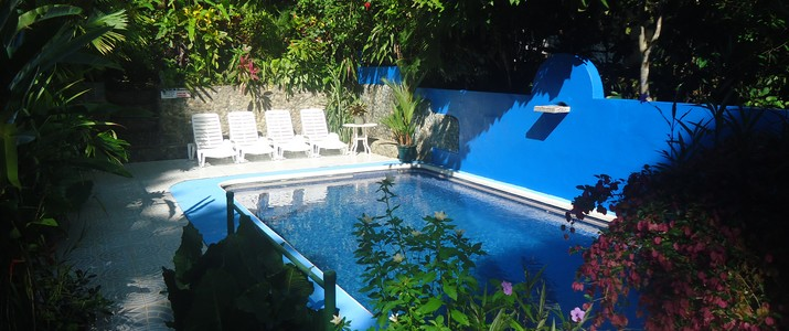 Hotel Mandarina Quepos piscine