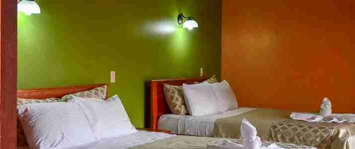 Miradas Arenal Arenal chambre
