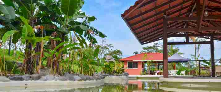 Miradas Arenal Arenal piscine