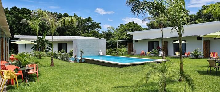Sea Horse Resort Tamarindo piscine