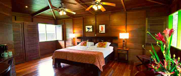 Chachagua Rainforest Ecolodge Arenal chambre
