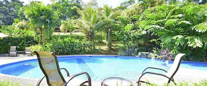 Chachagua Rainforest Ecolodge Arenal piscine