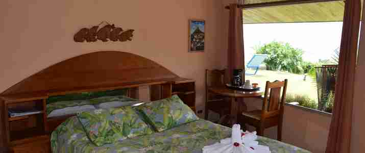 Nepenthe B&B Arenal chambre