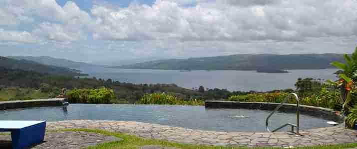 Nepenthe B&B Arenal piscine