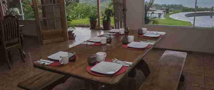Nepenthe B&B Arenal restaurant