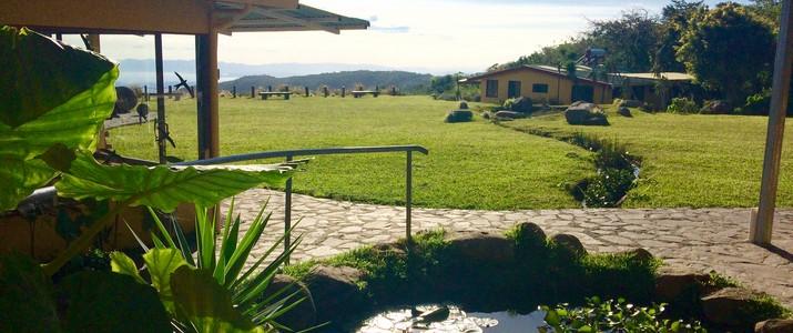 Monteverde Inn Monteverde jardin