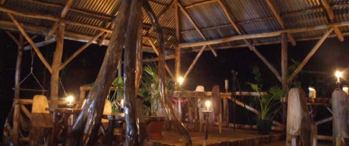 Corcovado Danta Lodge chambre