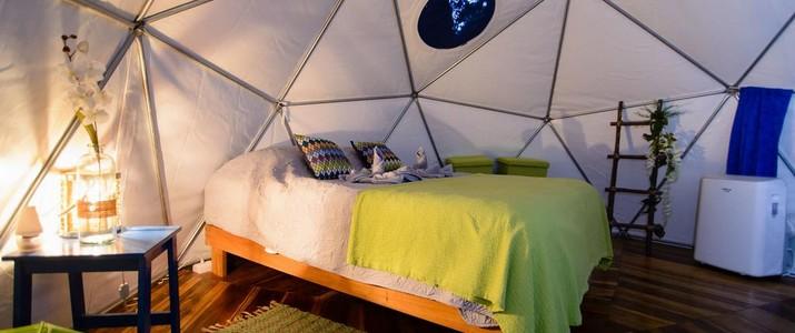 Chambre Faith Glamping Dome Costa Rica