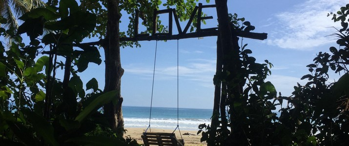 Plage Faith Glamping Dome Costa Rica