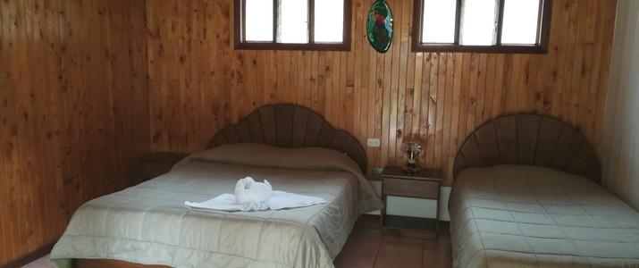 Hotel de Montaña Suria San Gerardo de Dota chambre