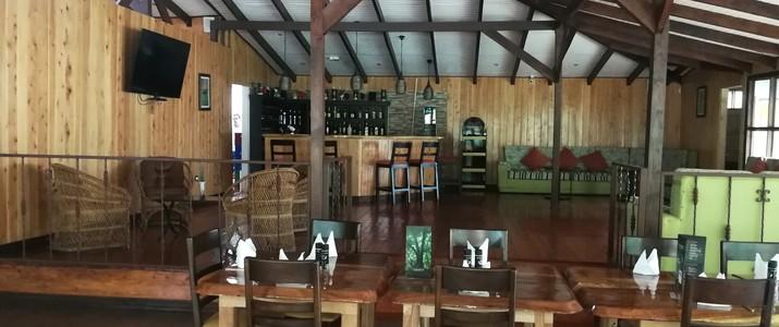 Hotel de Montaña Suria San Gerardo de Dota restauran
