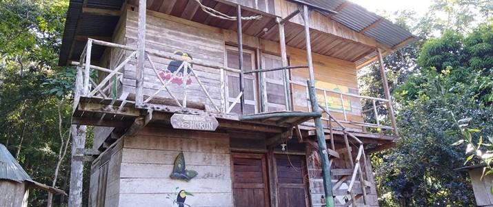 Rincon ecologico Terraba cabinas