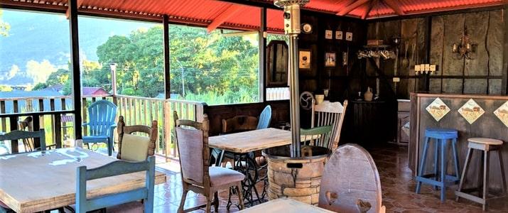 Cabinas Cecilia Santa Maria de Dota restaurant