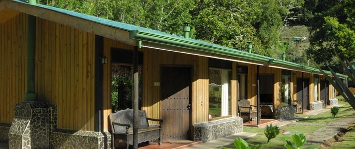 Savegre Hotel Reserve Natural & Spa San Gerardo de Dota bungalow