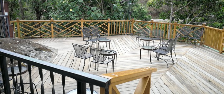Savegre Hotel Reserve Natural & Spa San Gerardo de Dota terrasse