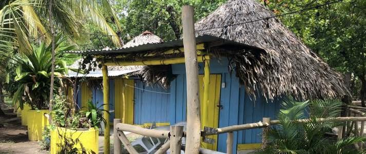 Las Olas Beach Samara bungalow