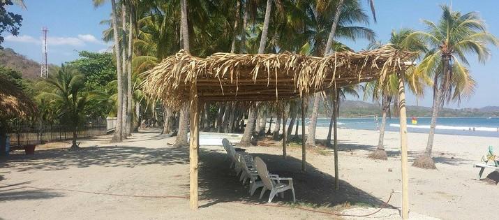 Las Olas Beach Samara plage