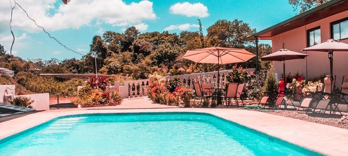 Piscine Hotel Margarita Drake