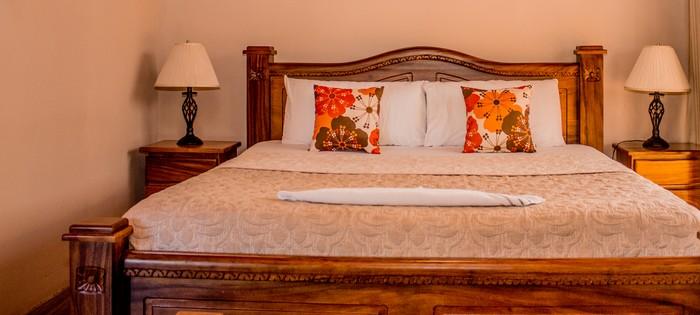 Chambre Hotel Margarita Drake