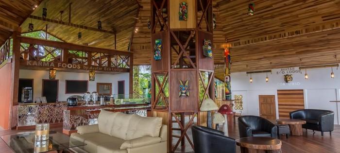 Rancho Avatar Eco Lodge Puerto Jimenez