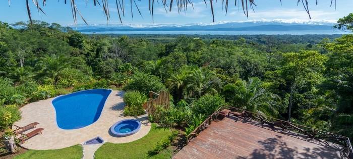 Piscine Avatar Eco Lodge Puerto Jimenez