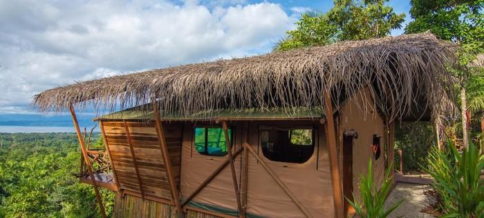 Tente Avatar Eco Lodge Puerto Jimenez