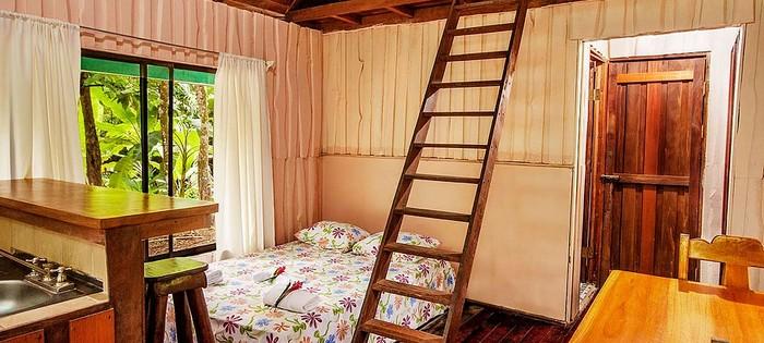 Chambre Bungalows Cacao Monkeys Puerto Jimenez