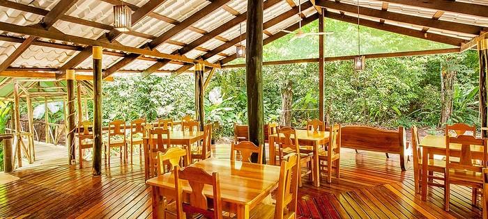 Espace commun Cacao Monkeys Puerto Jimenez