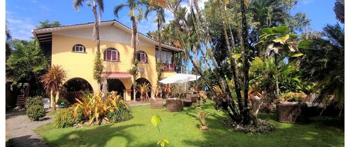 El Encanto Inn Cahuita Caraïbes Sud extérieur