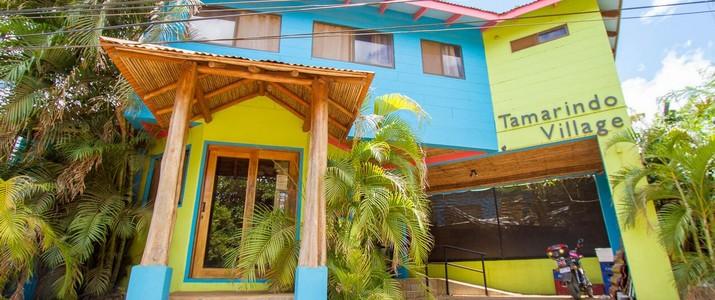 Tamarindo Village Guanacaste Tamarindo entrée