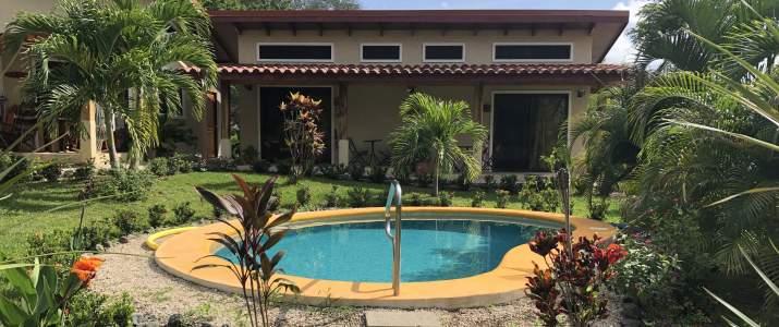 Villas Tangerine - Samara - Nicoya - piscine