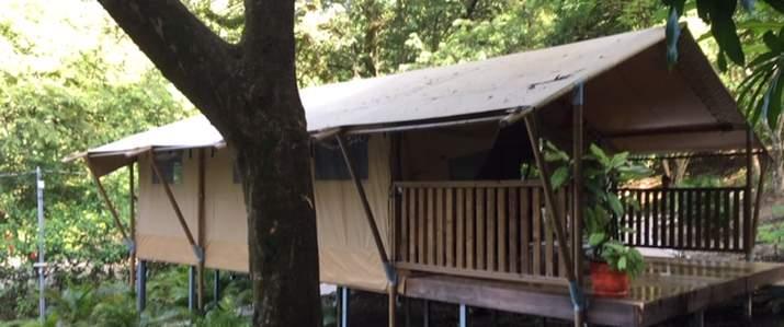 Casa Maya - Samara - Nicoya - tente