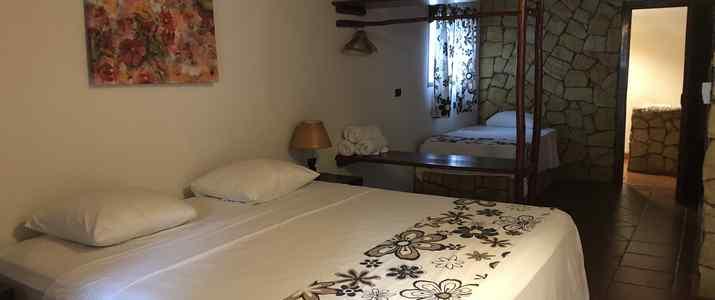 Locanda Samara Nicoya chambre