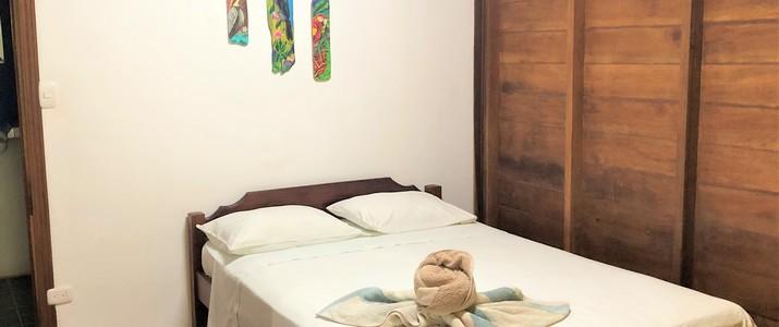 Hôtel La Cascada Montezuma Nicoya chambre