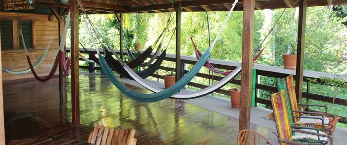 Hôtel La Cascada Montezuma Nicoya espace détente