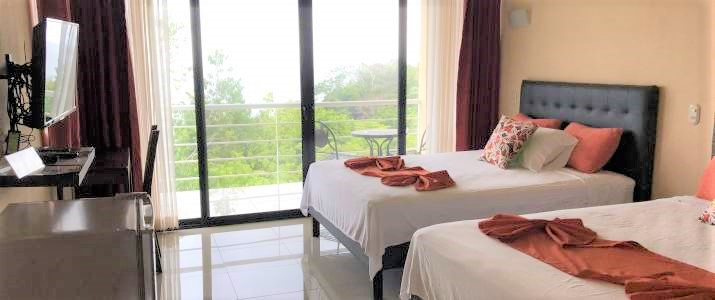 SunTrails Lodge Montezuma NICOYA chambre