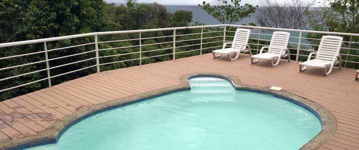 SunTrails Lodge Montezuma NICOYA piscine