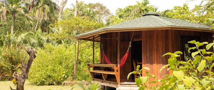 Bungalows Aché Cahuita Caraïbes Sud
