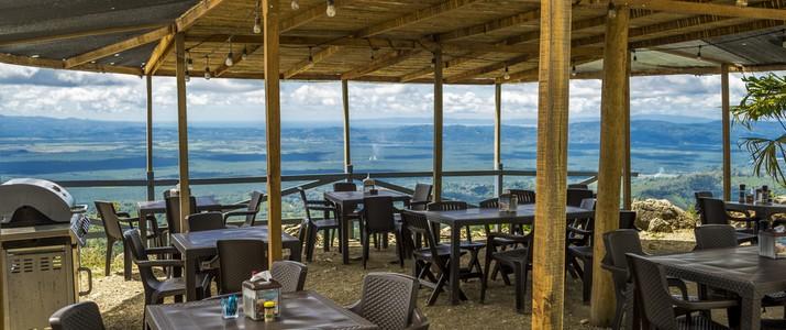 Casa  Linda Vista Nelly restaurant