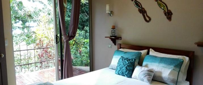 Tiriguro Lodge Orotina Pacifique centre chambre