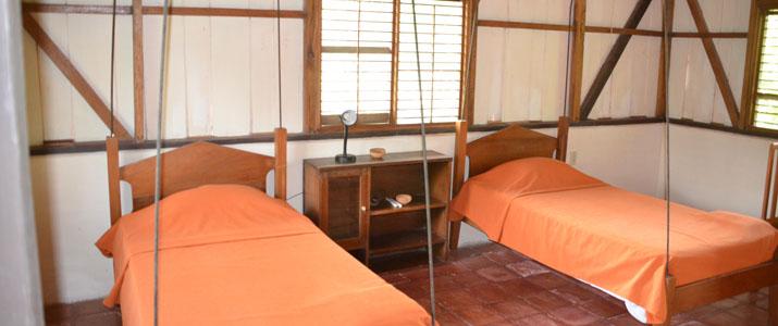 Veragua River House Hotel Corcovado Costa Rica Chambre