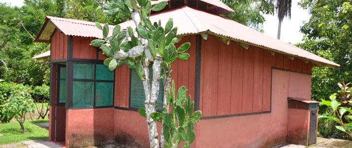 Veragua River House Hotel Corcovado Costa Rica Maison