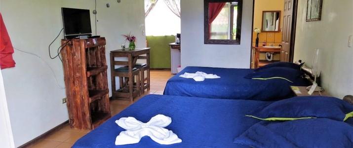 Rinconcito Verde chambre 1 Paraiso