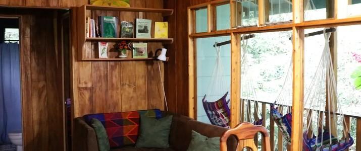 Monteverde Forest Hideaway_salon