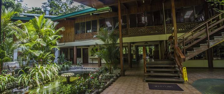 Selva Verde Lodge Hotel Vedure