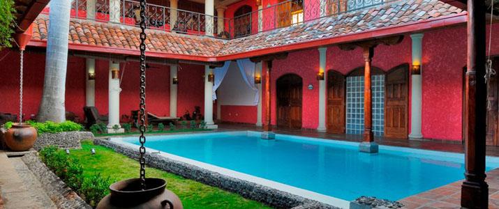 Casa del Consulado piscine